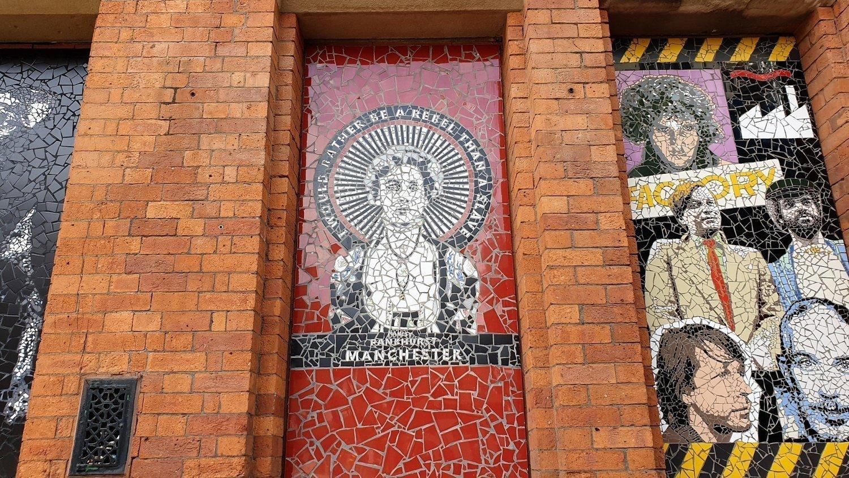 Manchester e la sua gente