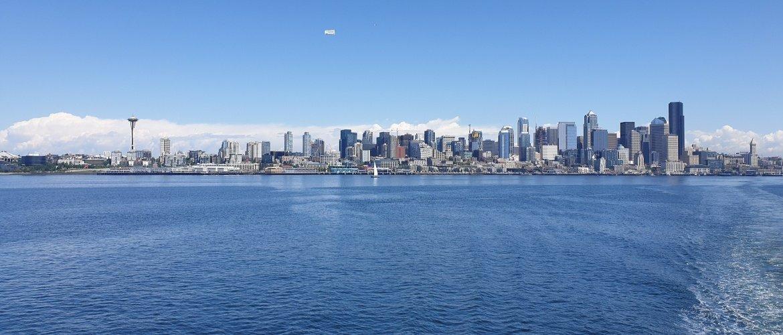 Navigare da Seattle a Bremerton