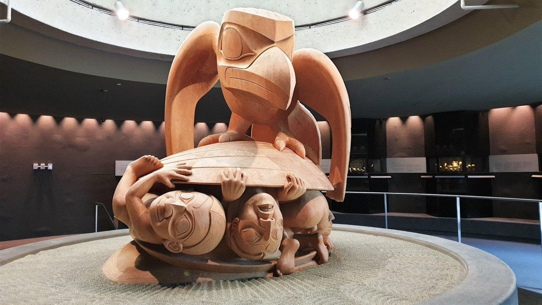 Visitare il museo di antropologia di Vancouver