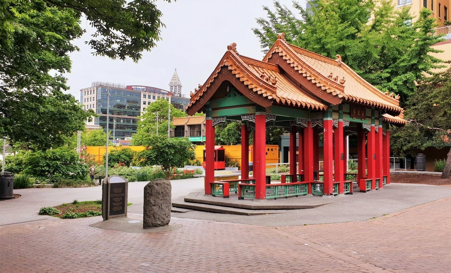 Visitare Chinatown a Seattle