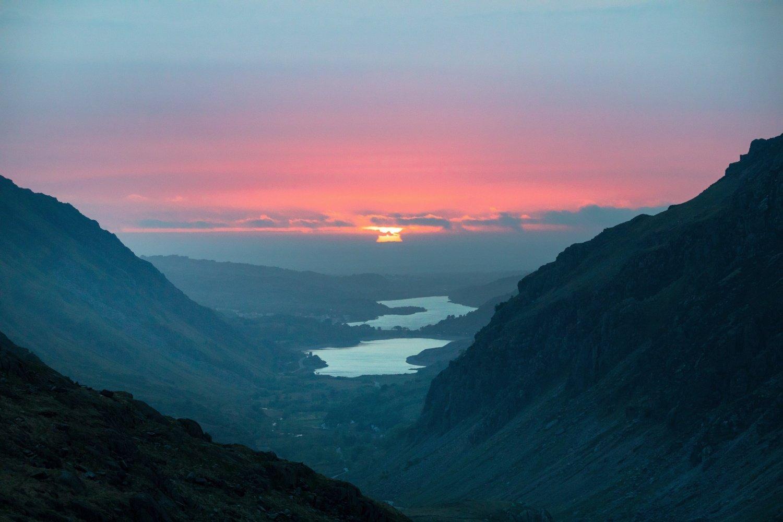 Snowdonia Galles
