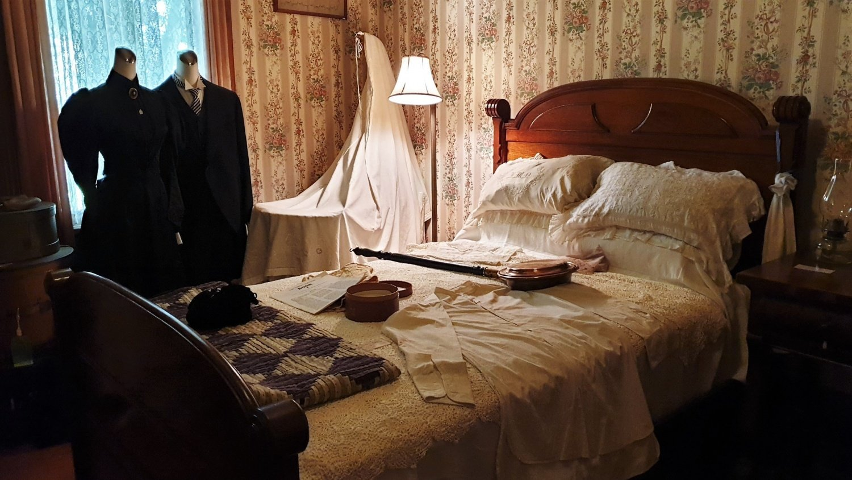 Camera da letto Roedde Museum