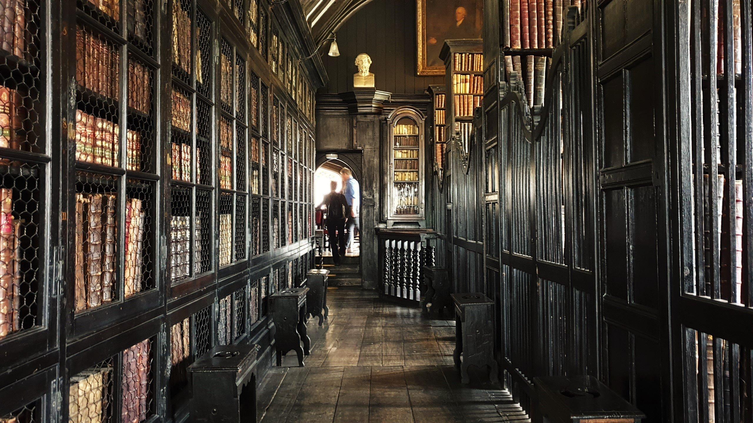 Cosa vedere all'interno della Chetham's Library