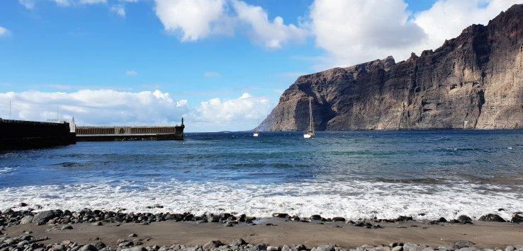 Dove fare il bagno a Tenerife Playa de los Guios