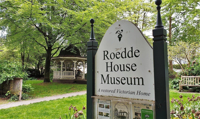 Dove si trova il Roedde Museum a Vancouver
