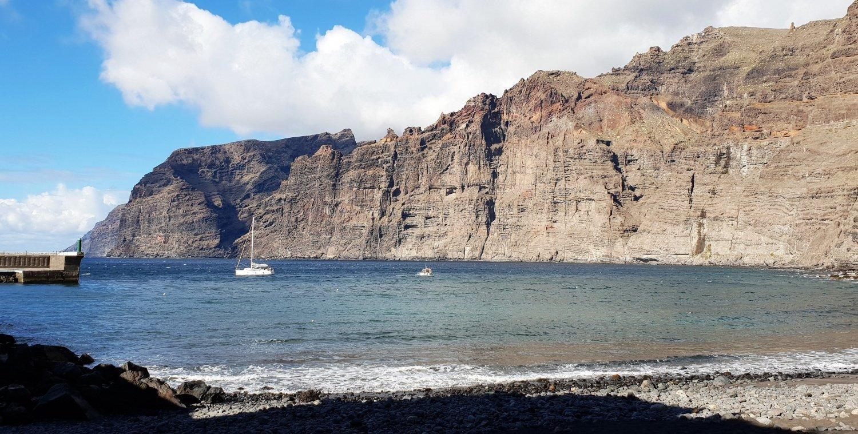 Dove si trova la Playa de los Guios Tenerife