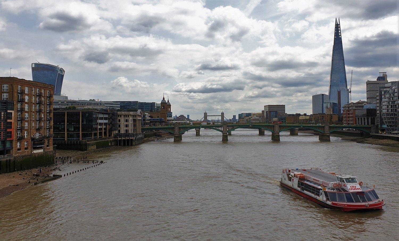 La Londra di Blake