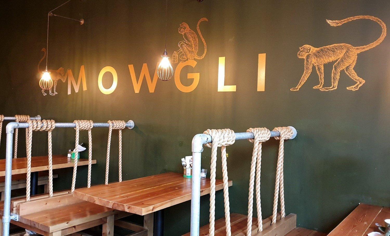 Mangiare da Mowgli, per me