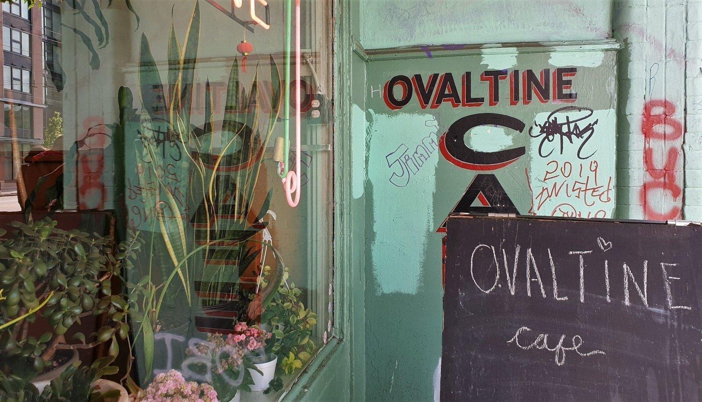 Ovaltine Café Vancouver