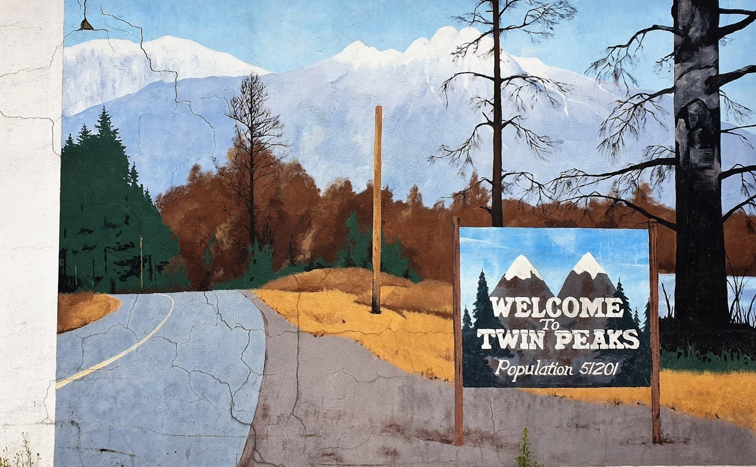 Seattle le location di Twin Peaks