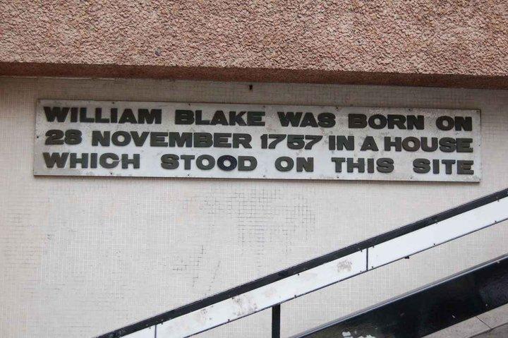 dove è nato blake