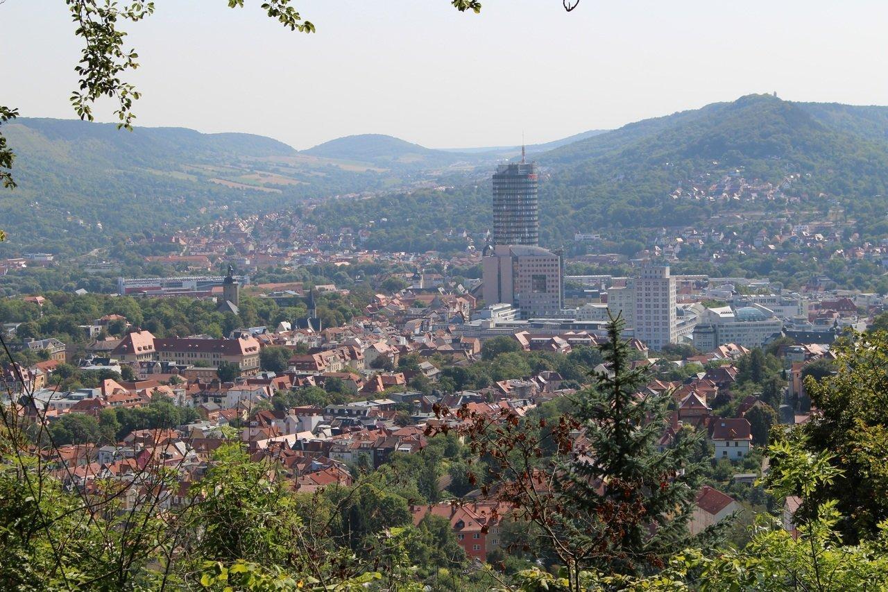 Visitare Jena