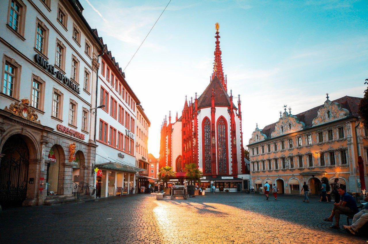 Città tedesche da visitare
