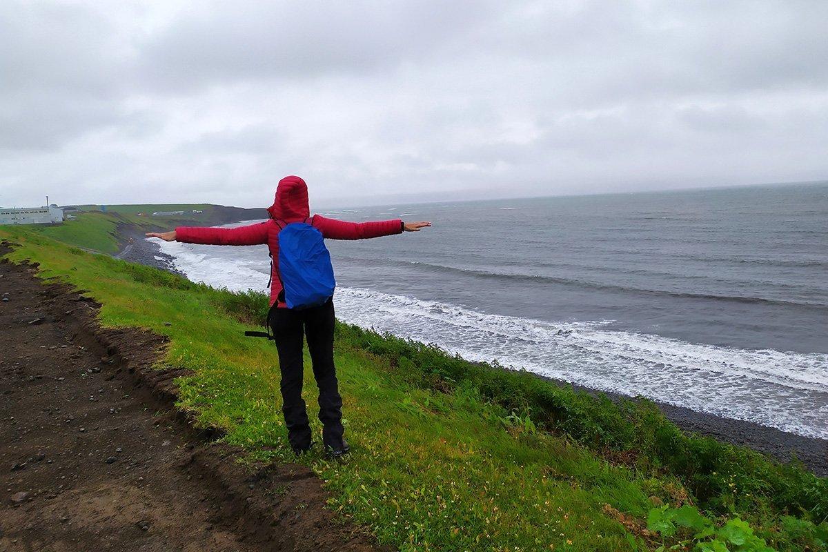 Anna in Islanda
