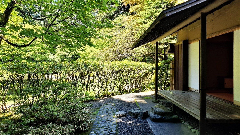 Casa Giapponese Nitobe Garden