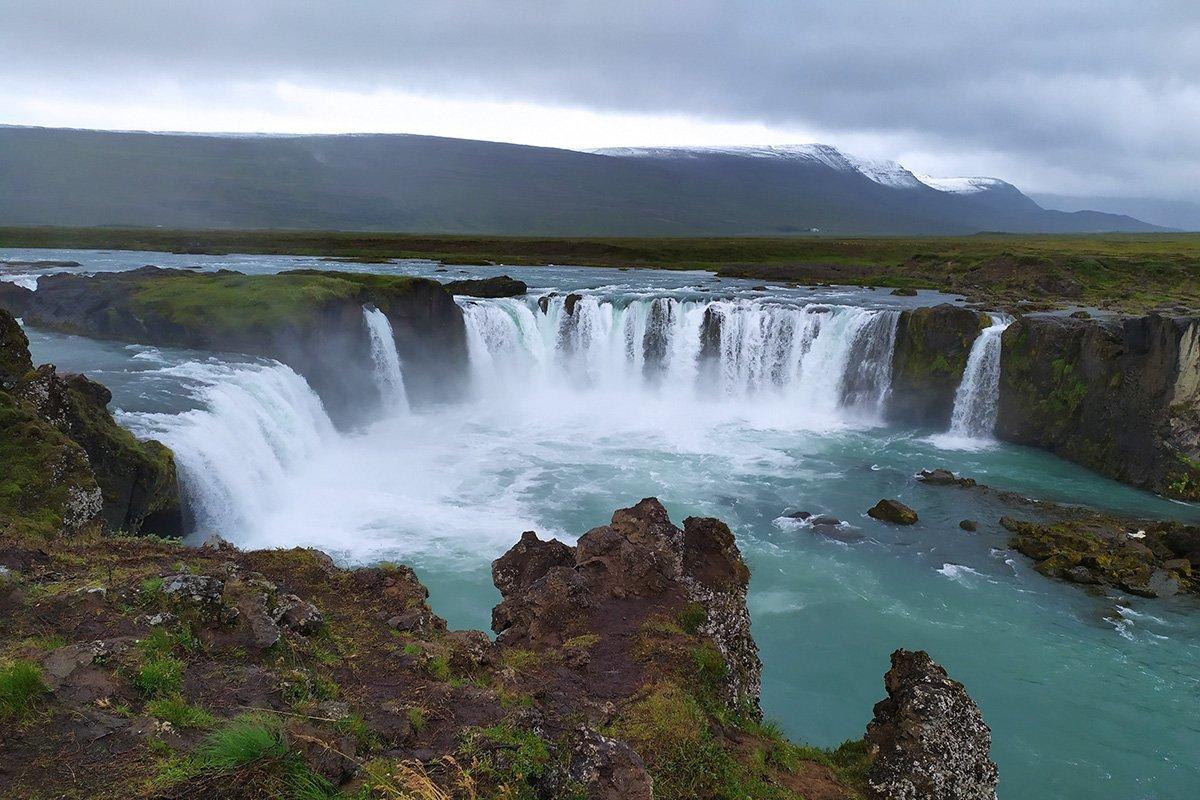 Goðafoss Islanda