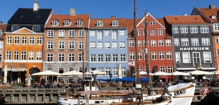 I luoghi classici da vedere a Copenhagen