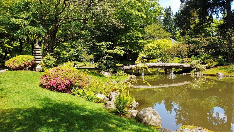 Il percorso del Nitobe Garden