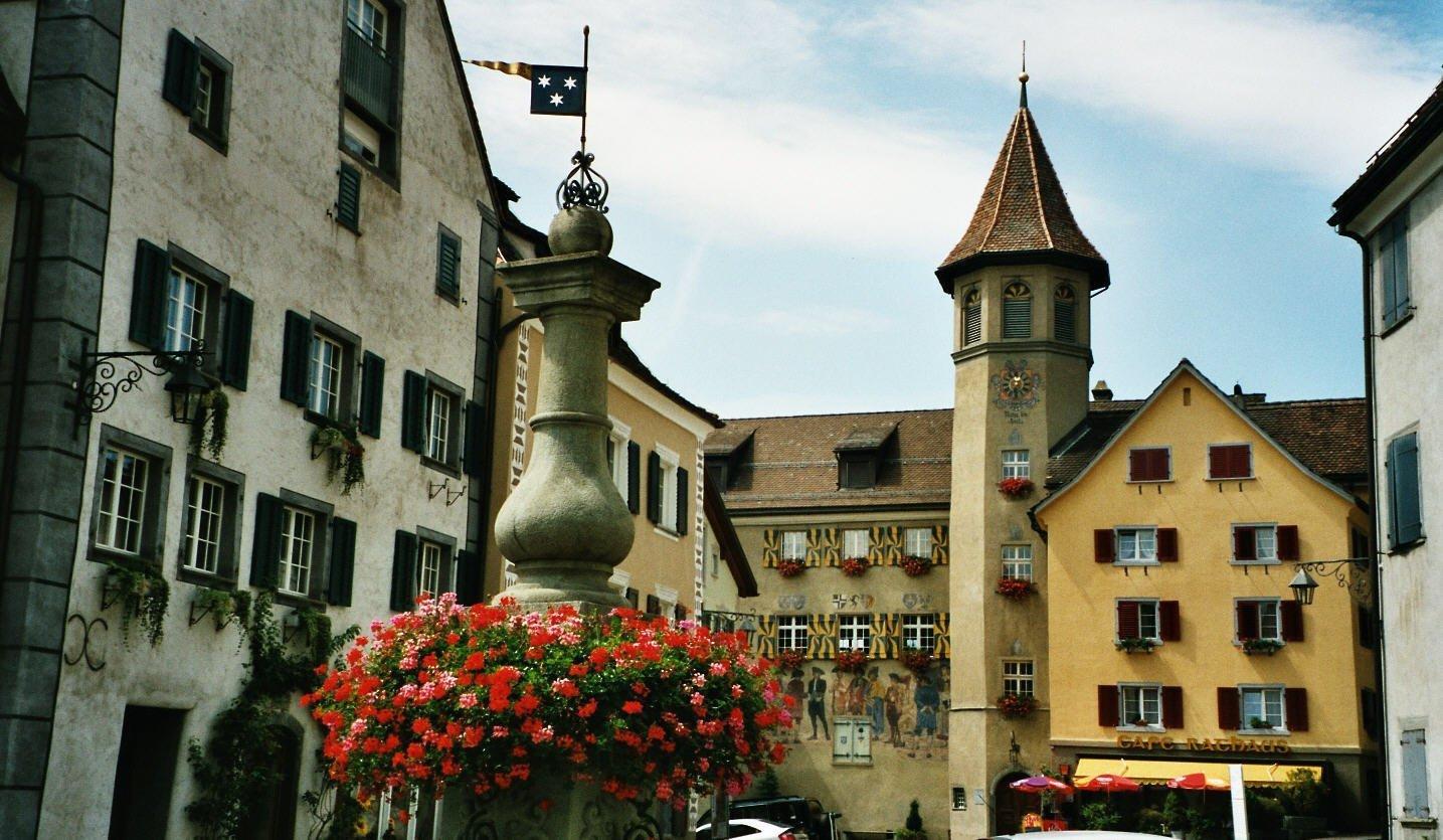 Maienfeld Svizzera