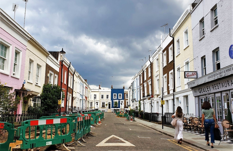 Notting Hill Londra