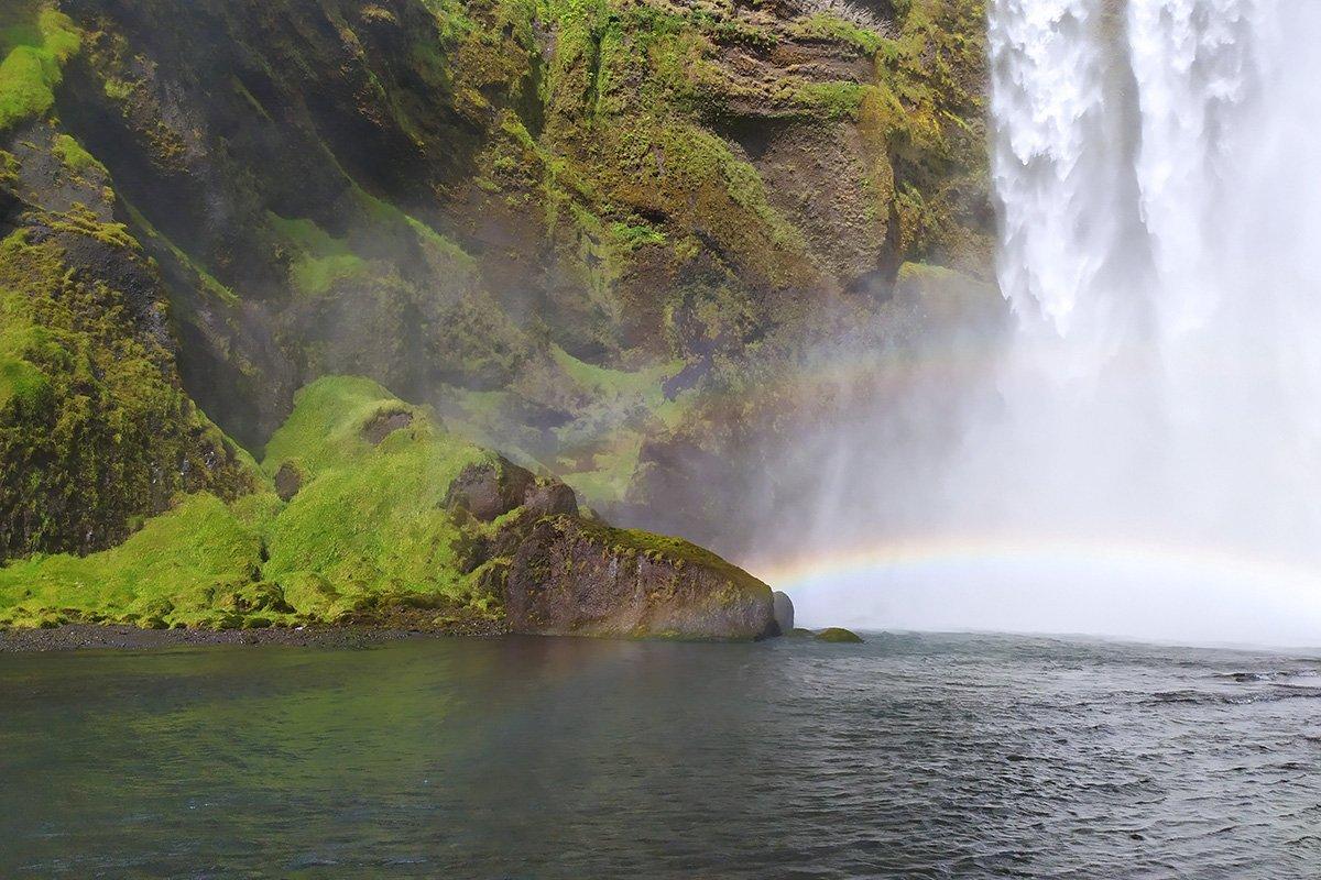 Skógafoss Islanda