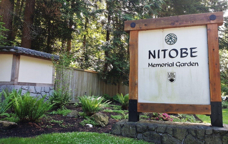 Vancouver dove si trova il Nitobe Garden