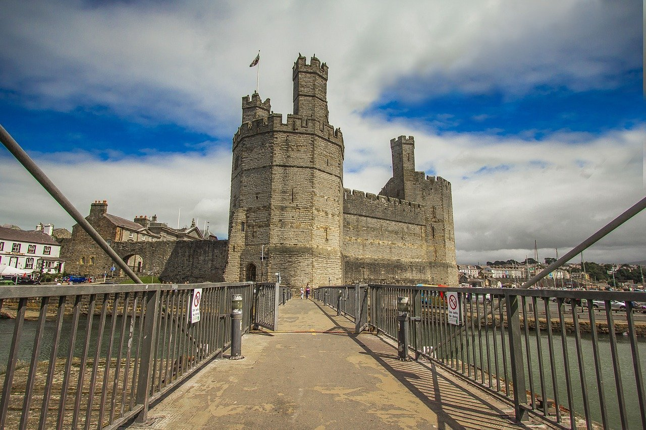 Visitare il Castello di Caernarfon