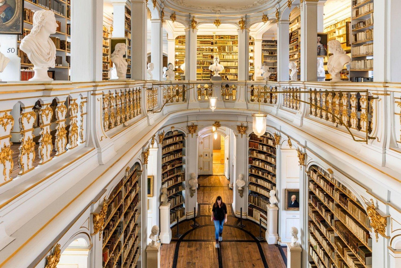 Cosa vedere nella Anna Amalia Bibliothek