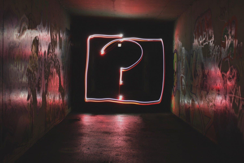 Mettici un punto di domanda