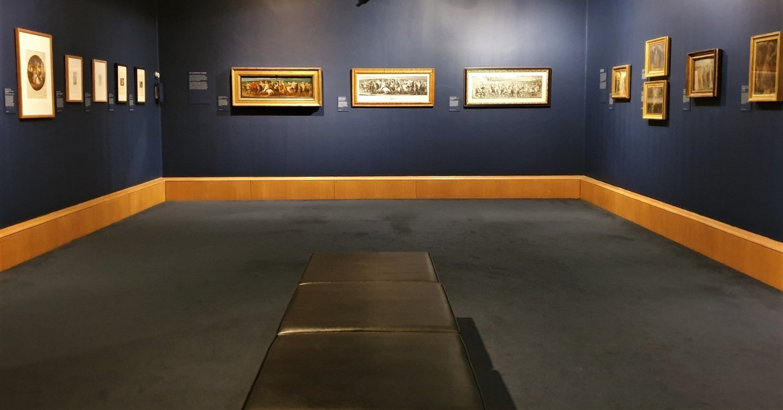 Blake alla Tate Modern