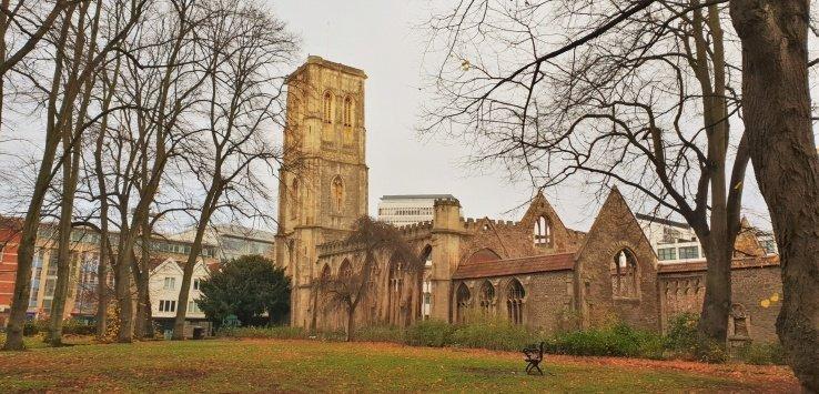 Bristol visitare il quartiere di Temple Meads