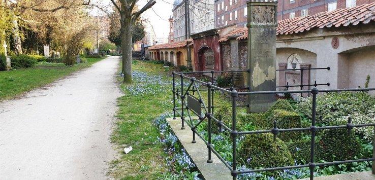 Cosa fare gratis a Copenhagen Visitare l'Assistens Kirkegard