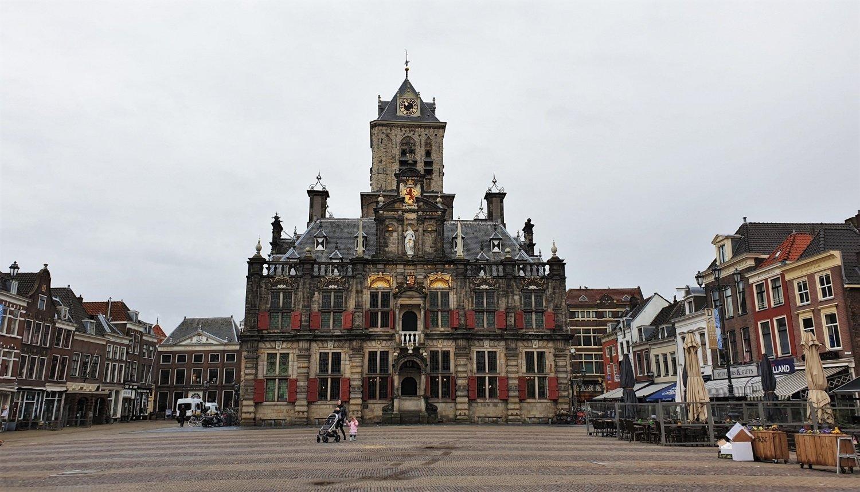 Delft e il secolo d'oro