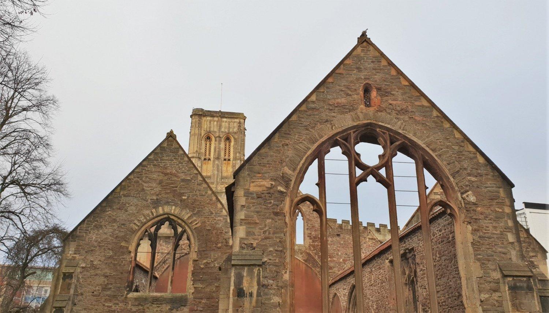 Storia di Temple Meads: I templari a Bristol