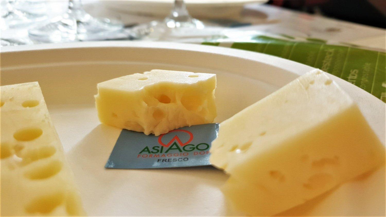 Il formaggio Asiago per me