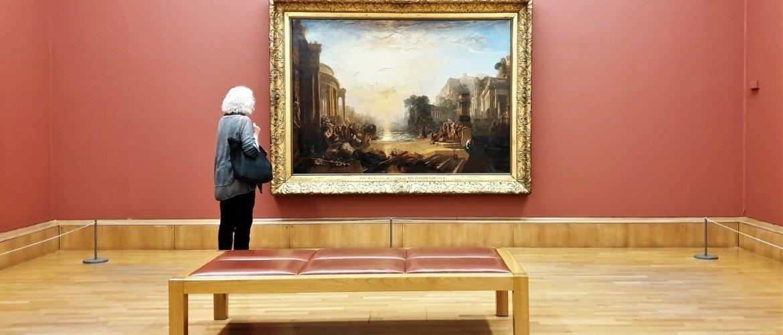 Londra Visitare La Tate Britain