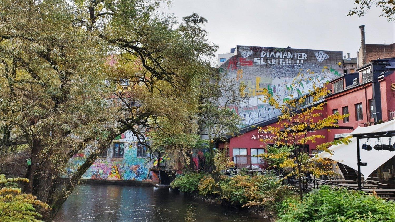 Cosa vedere lungo Akerselva Oslo