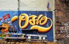 Oslo passato futuro e street art