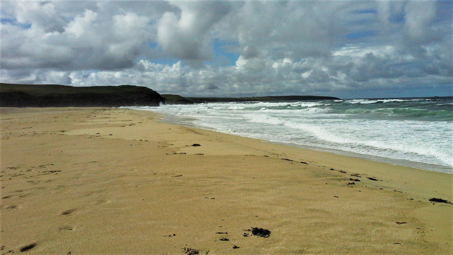 Raggiungere Eoropie Beach