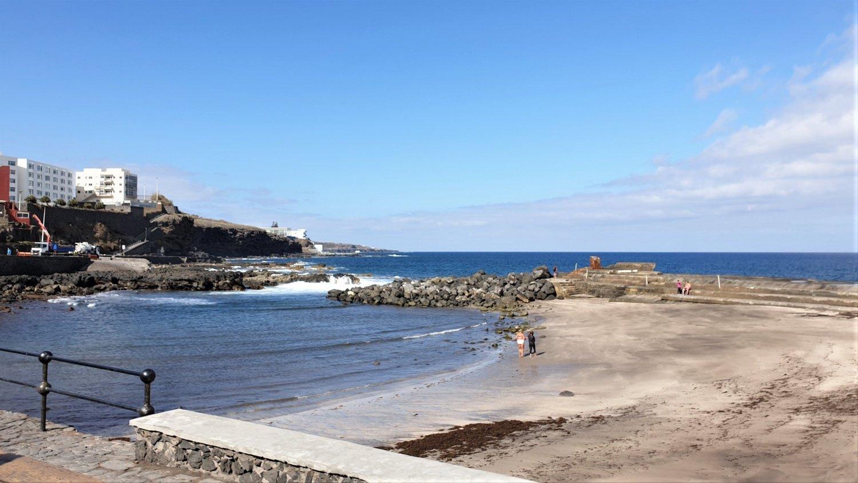 Spiaggia Bajamar