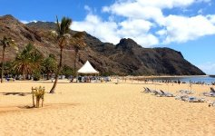 Tenerife La Spiaggia de las Teresitas