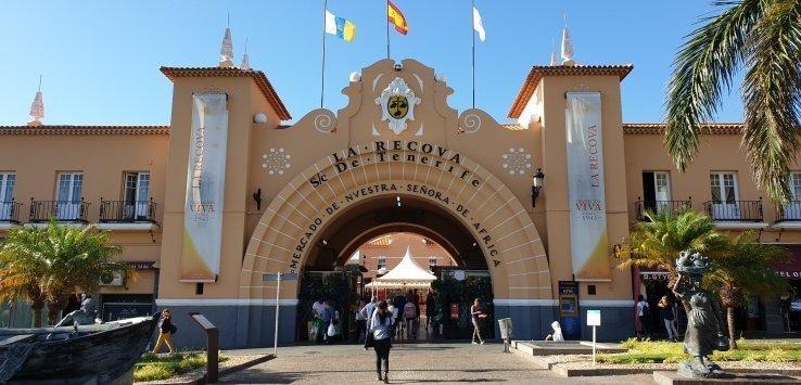 cosa fare a Tenerife Visitare Il mercato de la Recova