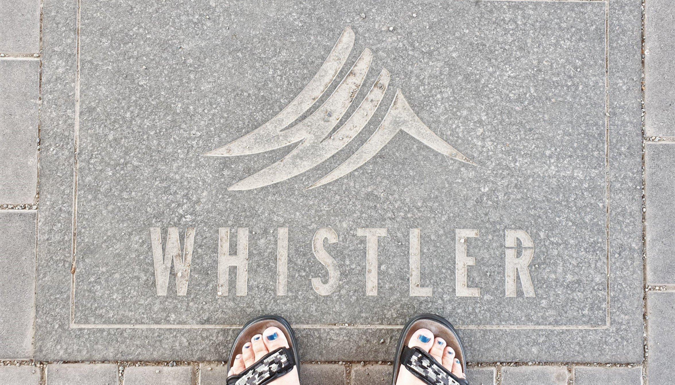 dove si trova Whitsler