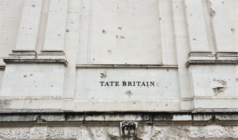 esterno tate britain