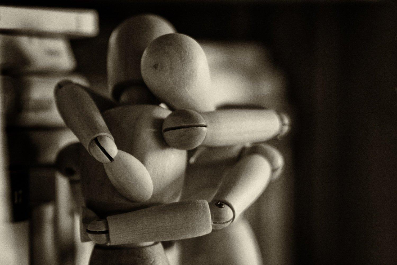 Il mio regno per un abbraccio