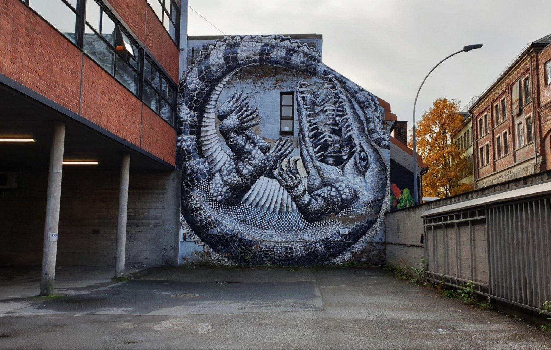 Brenneriveien a Oslo