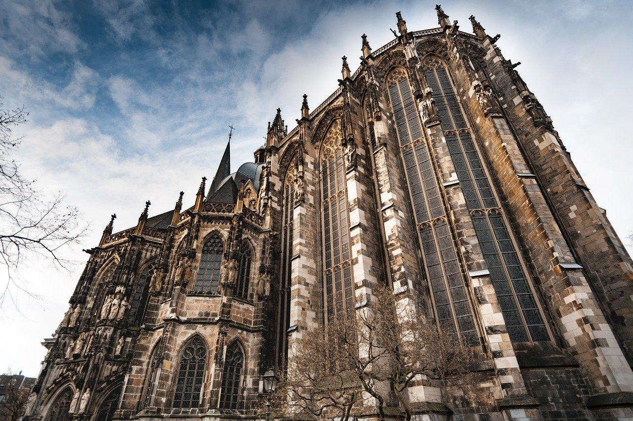 Aachen la città di Carlo Magno