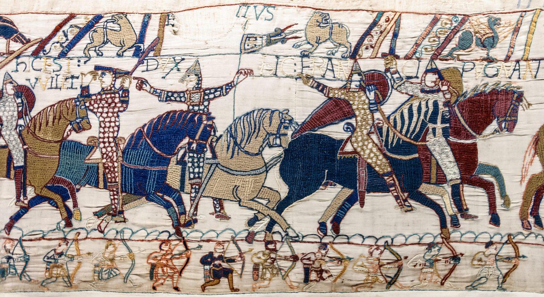 Arazzo di Bayerux: I Normanni
