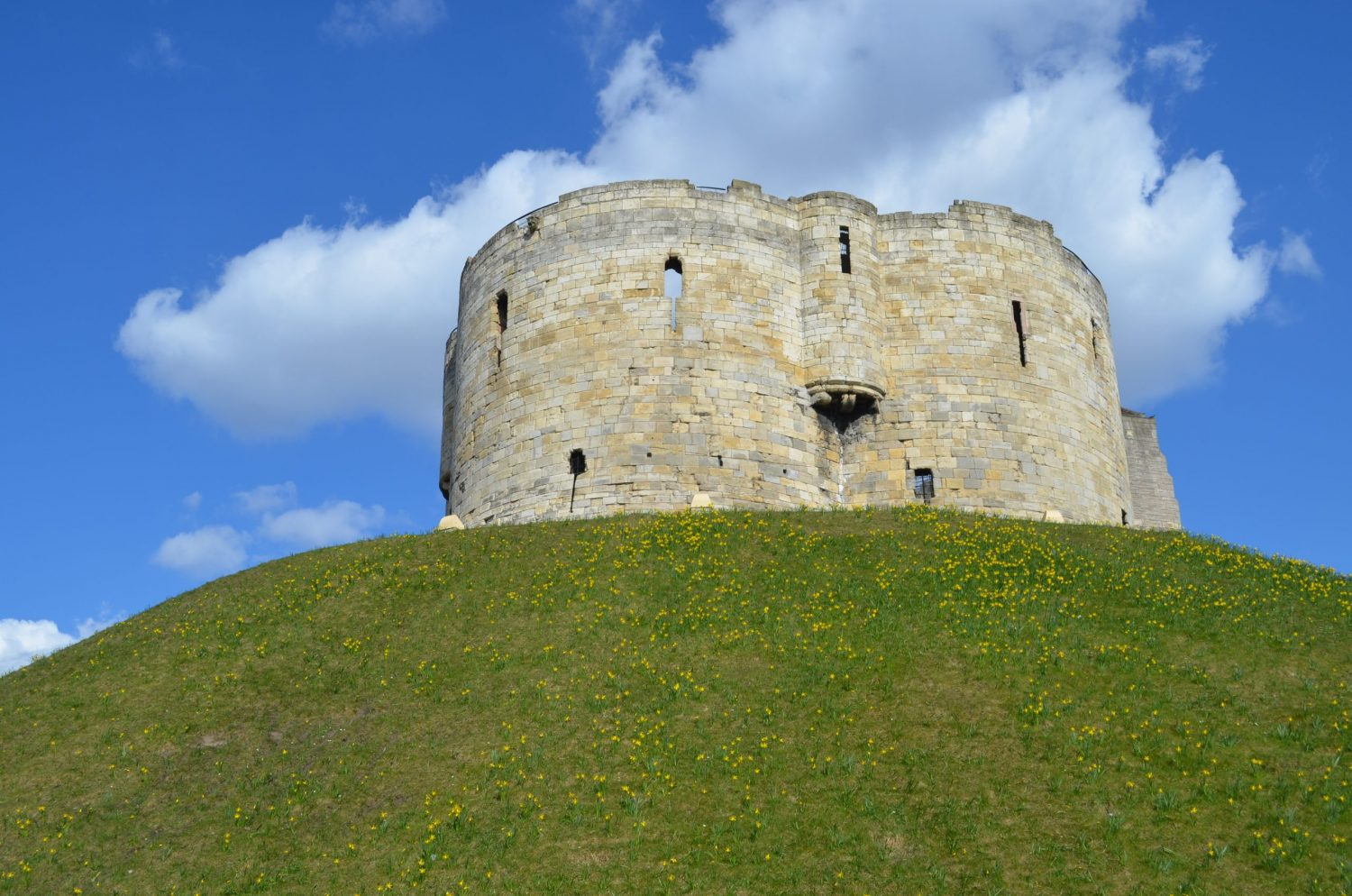 Cliffords_Tower_York_UK
