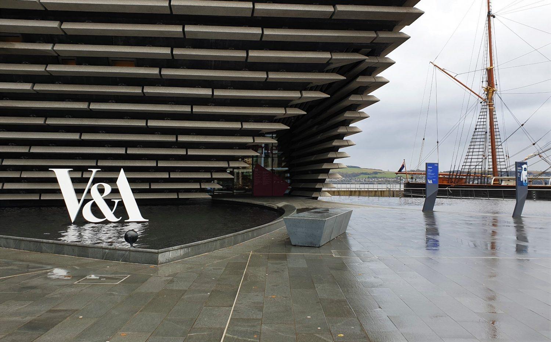 Cosa fare a Dundee_ Visitare il V&A Museum